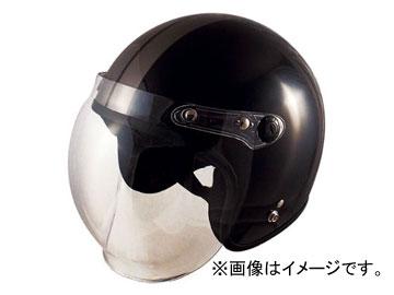 2輪 TNK工業 ジェット型ヘルメット XX-606 ブラック/ガンメタ JAN:4984679511363