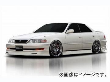 ファイナルコネクション ZERO フロントハーフスポイラー トヨタ マークII 100系 MC~