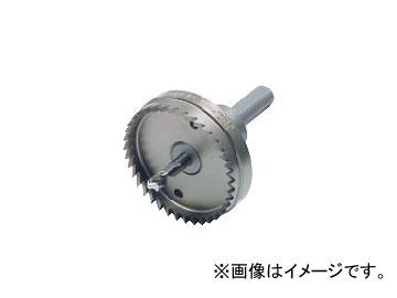 ライト精機 ハイスホールソー 73~83mm 有効長(mm):6.5 シャンク(mm):13