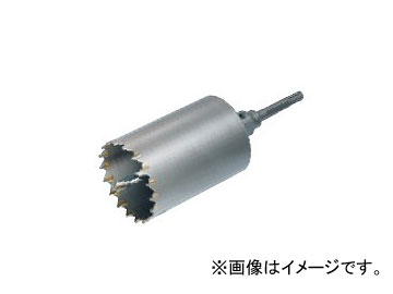 ライト精機 Sコアドリル ボディ単体 40mm 全長(mm):190 有効長(mm):105