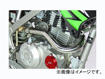 2輪 DELTA トルク ヘッドパイプ DL30-2410 JAN:4547836127151 カワサキ KLX150 2009年~