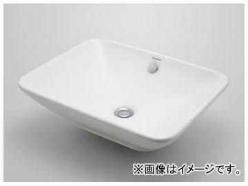 カクダイ 角型洗面器 品番:#DU-0334520000 JAN:4972353002108