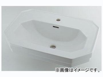 カクダイ 壁掛洗面器 1ホール 品番:#DU-0438700000 JAN:4972353051434