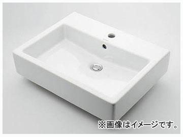 カクダイ 角型洗面器 1ホール 品番:#DU-0452600000 JAN:4972353002016