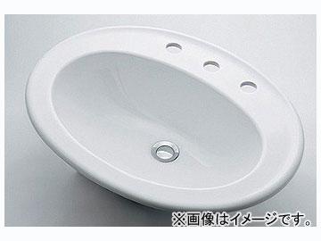 カクダイ 丸型洗面器 3ホール 品番:#DU-0472620030 JAN:4972353003952