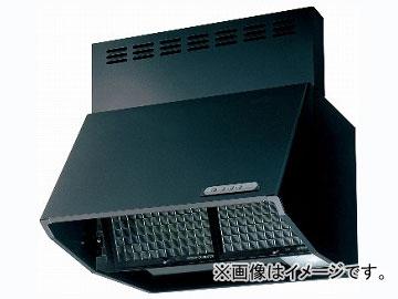 カクダイ レンジフード ブラック、深型 品番:#FJ-BDR3HL751BK JAN:4972353021529