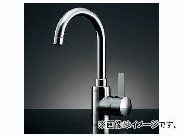 【新品】 シングルレバー混合栓 JAN:4972353021666:オートパーツエージェンシー カクダイ 品番:#GR-3283000J-木材・建築資材・設備