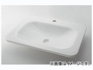 カクダイ 角型洗面器 ホワイト 品番:#MR-493220W JAN:4972353045211