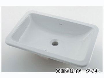 カクダイ 角型洗面器 品番:#VR-5475B0030642 JAN:4972353045266