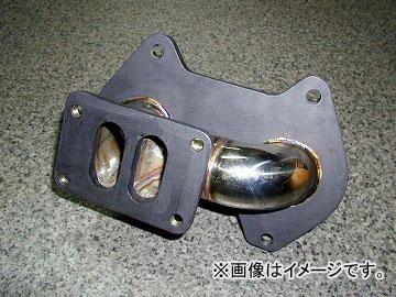 RE雨宮 ノーマルターボEXマニホールド M0-012039-031 マツダ RX-7 FC3S