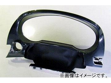 RE雨宮 カーボンルックメーターフード IP-122030-003 マツダ CX-5