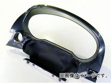 RE雨宮 カーボンルックメーターフード IP-132030-001 マツダ アテンザ