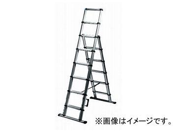 長谷川工業/HASEGAWA コンパクト脚立はしご コンビラダー TCL-23(15951)