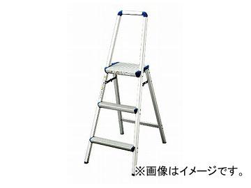 長谷川工業/HASEGAWA 上枠付踏台 SREW-8(15396)