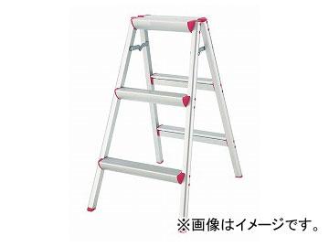 長谷川工業/HASEGAWA 踏台 シルバー SE2.0-8(11326)