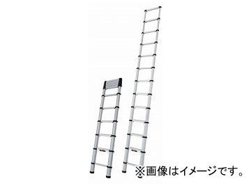 長谷川工業/HASEGAWA コンパクト1連はしご テレスコピックラダー HPS-38BC(15946)