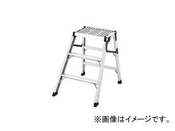 長谷川工業/HASEGAWA 折たたみ式作業台 ZERO STEP(ゼロステップ) WD2.0-75(16684)