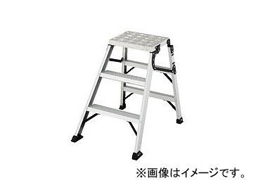 長谷川工業/HASEGAWA 折たたみ式作業台 ZERO STEP Pro(ゼロステップ・プロ) WDC-75(16014)