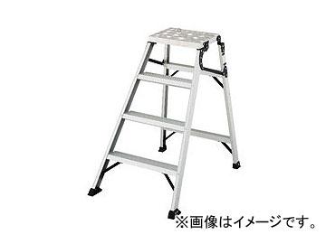 長谷川工業/HASEGAWA 折たたみ式作業台 ZERO STEP Pro(ゼロステップ・プロ) WDC-100(16015)