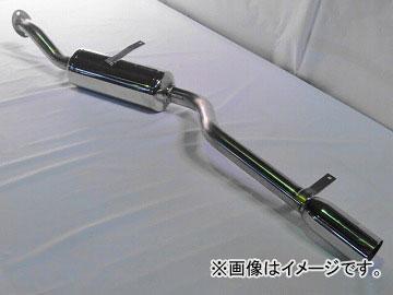 サクソン マフラー ストレート テール JIM-009 スズキ ジムニー JA11V/C F6A 660cc