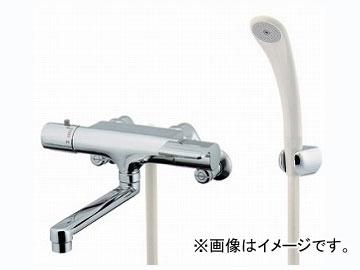 カクダイ サーモスタットシャワー混合栓 品番:173-061K JAN:4972353174232