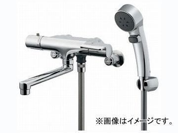 カクダイ サーモスタットシャワー混合栓 品番:173-063K JAN:4972353055050