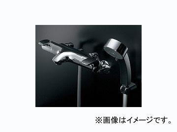 カクダイ サーモスタットシャワー混合栓 品番:173-214K JAN:4972353174058