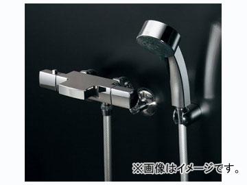 カクダイ サーモスタットシャワー混合栓 品番:173-244K JAN:4972353051809