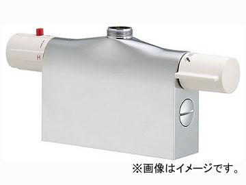 カクダイ サーモスタットシャワー混合栓本体(デッキタイプ) 品番:175-400 JAN:4972353053247