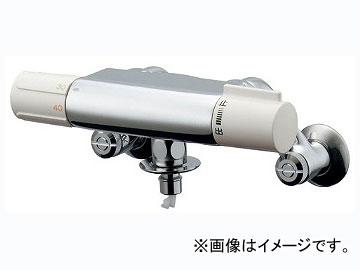 カクダイ 洗濯機用サーモスタット混合栓(ドラム式用) 品番:177-002K JAN:4972353002726