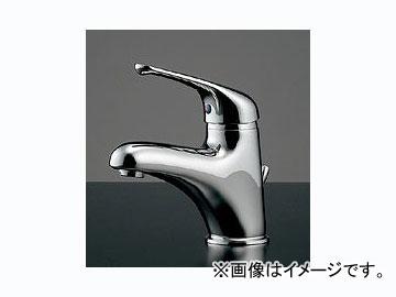 カクダイ シングルレバー混合栓 品番:183-038K JAN:4972353183234