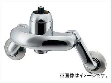 カクダイ シングルレバー混合栓本体(クランクつき) 品番:192-400 JAN:4972353048946