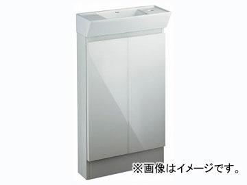 カクダイ 角型手洗器(キャビネットつき) 品番:200-311 JAN:4972353046249