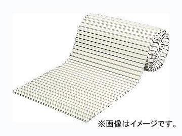 カクダイ JAN:4972353249039 シャッター式風呂フタ(アイボリー) 品番:2490C-750X10