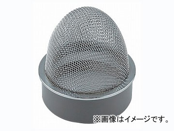 カクダイ 山型防虫目皿 品番:400-238-75 JAN:4972353400560