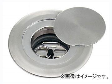 カクダイ ハンディーツバヒロ掃除口(目皿つき) 品番:400-418-100 JAN:4972353033072