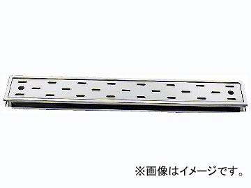 カクダイ 長方形排水溝(浅型) 品番:4204-150X1200 JAN:4972353420483