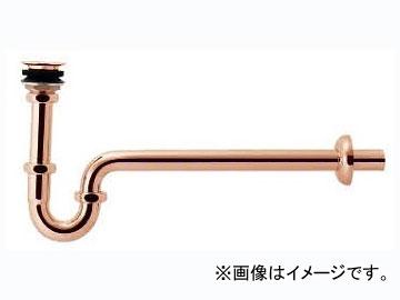 カクダイ 丸鉢つきPトラップ ピンクゴールド 品番:432-505-25 JAN:4972353022083