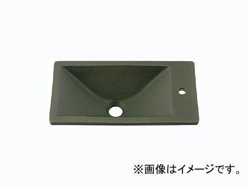 カクダイ 角型手洗器 松葉 品番:493-010-YG JAN:4972353493906