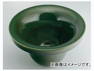 カクダイ 丸型手洗器 青竹 品番:493-099-GR JAN:4972353052639