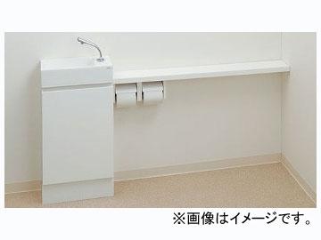 カクダイ 手洗カウンター(L・R兼用タイプ) ホワイト 品番:497-504-W JAN:4972353031160