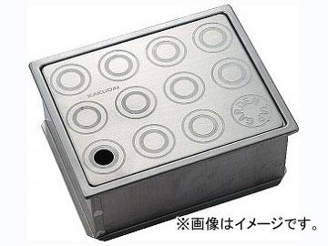 カクダイ 散水栓ボックス 品番:626-061 JAN:4972353626014