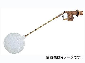 カクダイ 複式ボールタップ(ポリ玉) 品番:6616-50 JAN:4972353661657