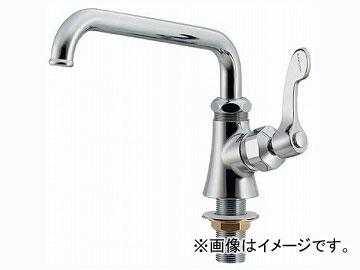 カクダイ 厨房用立形自在水栓 品番:700-707-20 JAN:4972353058839