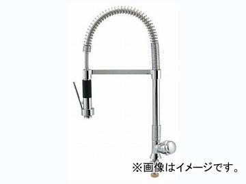 カクダイ 立形グラスフィラ水栓 品番:700-805-13 JAN:4972353043118