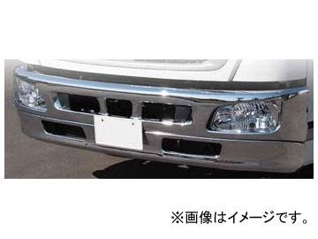ジェットイノウエ 日野4tエアループレンジャー標準車専用バンパー 420H 510469