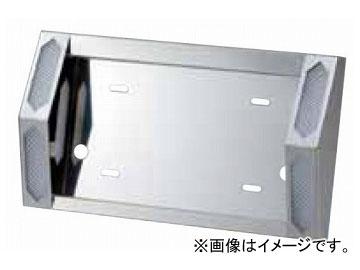 ジェットイノウエ とんがりナンバープレート枠 大型用(ユニット無し) 501124