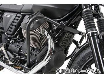 2輪 ヘプコ&ベッカー エンジンガード ブラック 501545-0001 JAN:4548916542468