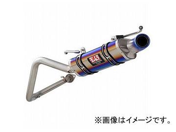 アピオ/APIO アピオヨシムラマフラーR-77Jチタンサイクロン(ファイアースペック) 品番:2004-4TF スズキ ジムニー JB23