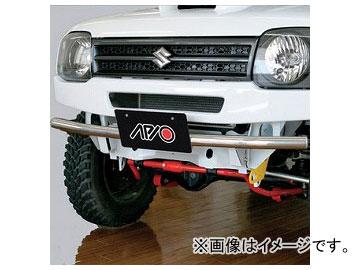 アピオ/APIO フロントシンプルバンパー 品番:3101-55F スズキ ジムニー JB23
